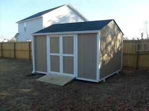 Need a new shed or garage