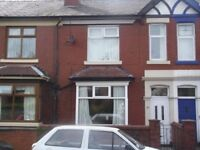 Large 3/4 bedroomed house for rent in central Chorley