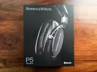 Bowers & Wilkins P5 series 2 Bluetooth Wireless On-Ear Headphones