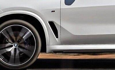 BMW Brand OEM G05 X5 2019+ Black Air Duct/Side Vent Pair Brand New