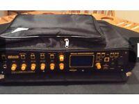 MarkBass MultiAmp Mono inc Official MB Carry Bag Bass Guitar Amp Amplifier