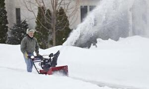 Toro Snowblowers with 3 Year Service Package Free! And up to $300 off!