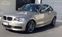 2009 BMW 1 Coupe Gowrie Tuggeranong Preview
