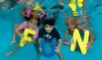 Winter Break Swim Camps