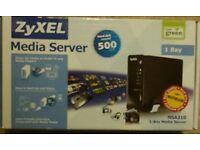 Zyxel NAS media server 1tb