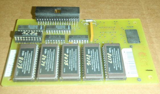 Circuit Board 3-533-0438G Rev -+ 35330438G Cincinnati Milacron Acramatic 850 PCB