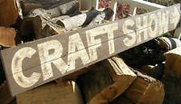 VENDORS: Sell Your Crafts at 4 Gift/Craft Shows (Durham Region)