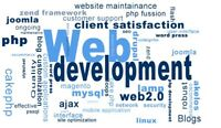 Website design and development.