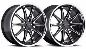 "Blaque Diamond Dust 20"" Rims Wheels with Tyres - Mint condition Noble Park Greater Dandenong Preview"