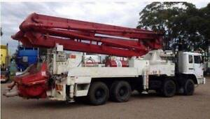 International T26779A Concrete Pump 1984 Rent2Own for $856P/W Mount Druitt Blacktown Area Preview