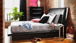 Leather Bed Frame for Sale