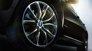 """BMW X5 and X6 20"""" Tires and wheels - Arrow Auto"""