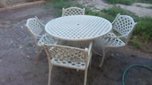 Outdoor Furniture for Sale (Hauser)