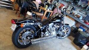 trade my harley for side by side