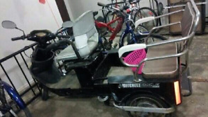 3 wheel dragon ebike $500 obo