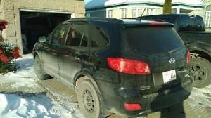 2009 Hyundai Santa Fe VUS