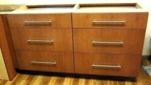 Wanted: Pair of kitchen drawer base cabinets (4'-5' total).