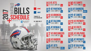 Buffalo Bills vs New Orleans Saints