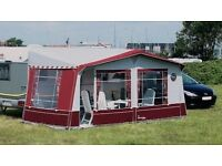 Wanted - Isabella Caravan Awning 925cm in Red