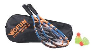 VICTOR 868/7/0 Speed-Badminton VF 100 Junior Schläger Set günstig kaufen