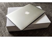 """Apple Macbook Air 13"""" with box and charger"""