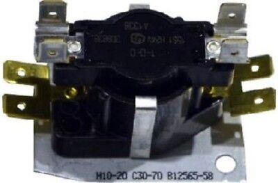 Goodman B1256558 Heat Sequencer Genuine Oem