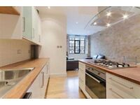 2 bedroom apartment situated within a beautifully warehouse conversion.Stunning views of London.