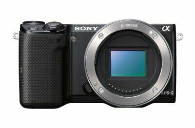 Sony Alpha NEX-5T/W 16.1MP Digital Camera - Random color (Body Only)(No battery)