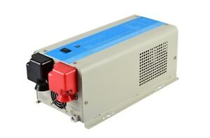 INVERTER CHARGER BOTH IN ONE COMPACT RELIABLE UNIT