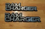 Dodge Charger Emblem