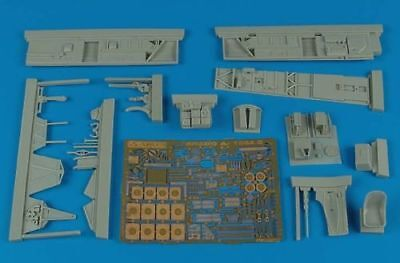 Aires 1/48 Arado Ar196 A-5 cockpit set for Italeri kit 4503