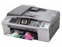 Brother MFC 465CN - Multifunction ( fax / copier / printer / scanner ) , colour, USB, make an offer