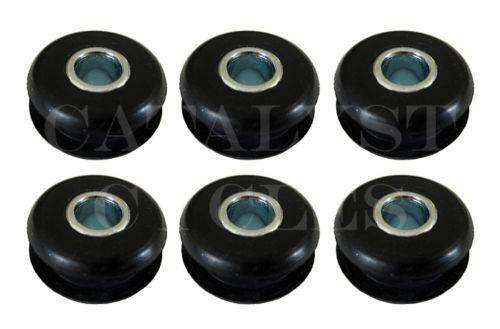 Motorcycle Rubber Grommets