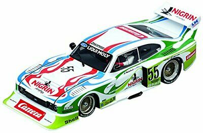 Digital Slot Car Racing (Carrera 30817 Digital 132 Slot Car Racing Vehicle - Ford Capri Zakspeed Turbo Li )