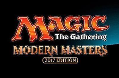 MTG Magic Modern Masters 2017 Sealed English Booster Box Fast shipping preorder