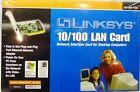 Linksys Ethernet/Network Cards