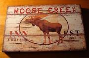 Moose Decor