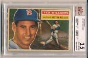 1956 Topps 5 Williams