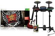Guitar Hero Drums Xbox 360
