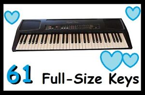 KAWAI 61-Key Digital Piano --- $40 ONLY !!