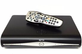 Excellent working Sky plus hd box with remote