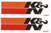 K&N Decal