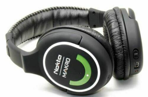Nokta Makro Wireless Headphones Green Edition **IN STOCK**