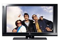"""LG 37"""" LCD HD TV 1080p Freeview Widescreen"""