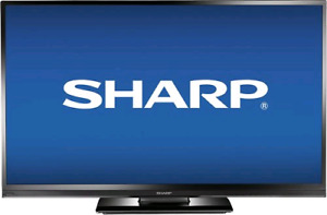 Sharp 42 inch tv lc-42lb150u