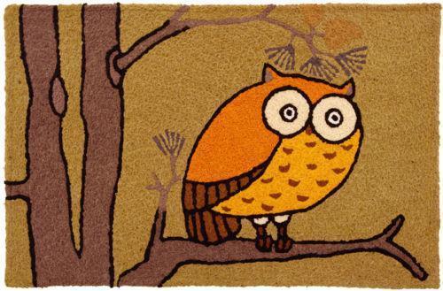 Owl Doormat Door Mats Amp Floor Mats Ebay