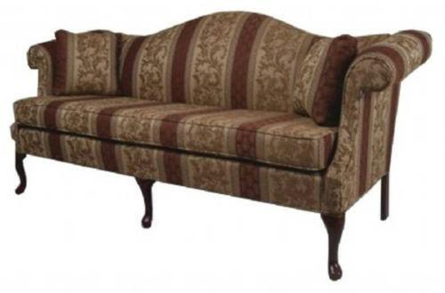 Queen Anne Loveseat Ebay