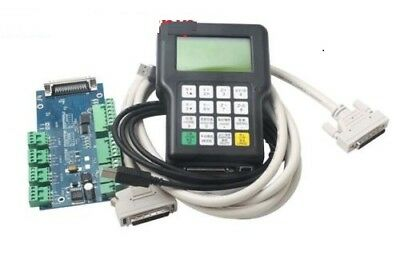 Dsp 0501 3-axis Engraving Machine Controller Cnc Dsp Handle Remote Control New