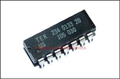 Tektronix 234-0133-20 Custom Ic Vertical Amplifier 2230 2232 Oscilloscopes