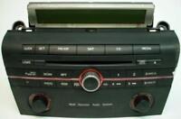 Mazda 3 Stereo CD Player